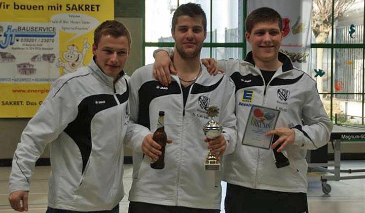 ... Bismark e.V. - Sportverein im Herzen der Altmark :: Archiv Single News